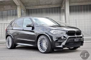 BMW X5 M by Hamann and DS Automobile 2016 года